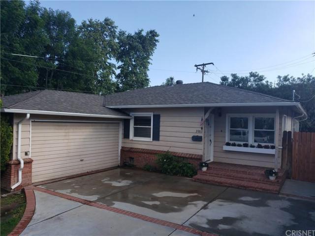 2002 Donnaglen Avenue, San Fernando, CA 91340 (#SR19122015) :: Paris and Connor MacIvor