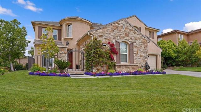 26842 Boulder Crest Drive, Valencia, CA 91381 (#SR19122022) :: Paris and Connor MacIvor