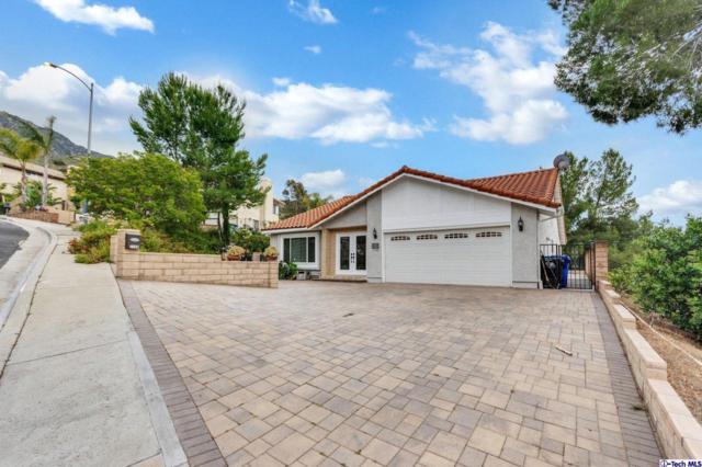 7148 Dos Rios Drive, Tujunga, CA 91042 (#319002074) :: Fred Howard Real Estate Team