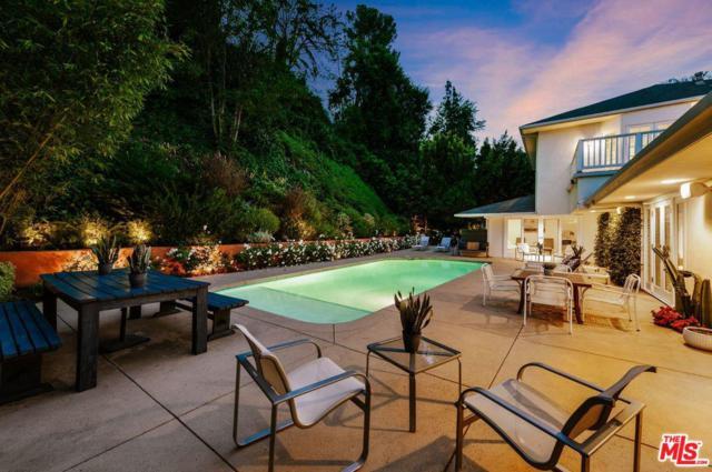 15465 Hamner Drive, Los Angeles (City), CA 90077 (#19469394) :: Golden Palm Properties