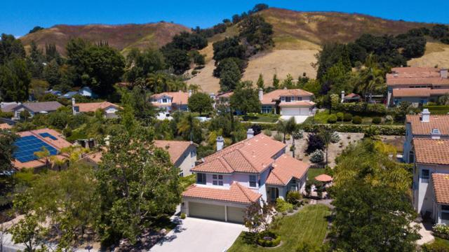 3714 Patrick Henry Place, Agoura Hills, CA 91301 (#219006388) :: TruLine Realty
