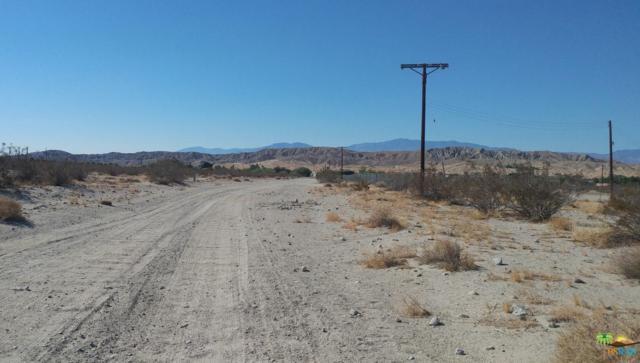 0 Longvue Rd      20 Acres, Sky Valley, CA 92241 (#19470982PS) :: The Pratt Group