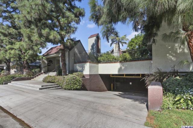 1809 Peyton Avenue #113, Burbank, CA 91504 (#319002097) :: TruLine Realty
