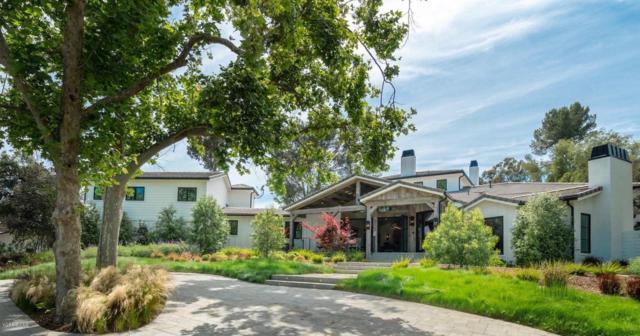 5207 Round Meadow Road, Hidden Hills, CA 91302 (#219006508) :: Golden Palm Properties