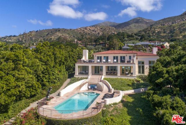 1465 E Mountain Dr, Montecito, CA 93108 (#19-471890) :: Lydia Gable Realty Group