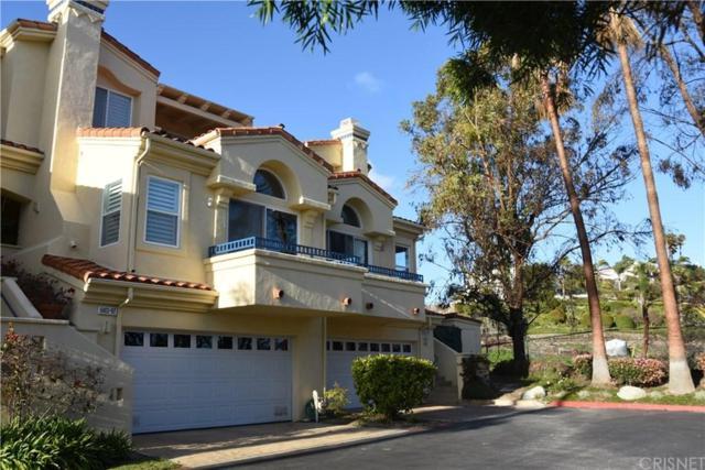 6463 Zuma View Place #168, Malibu, CA 90265 (#SR19124707) :: TruLine Realty