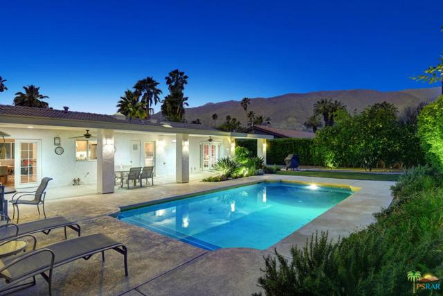 1366 E San Jacinto Way, Palm Springs, CA 92262 (#19472012PS) :: TruLine Realty