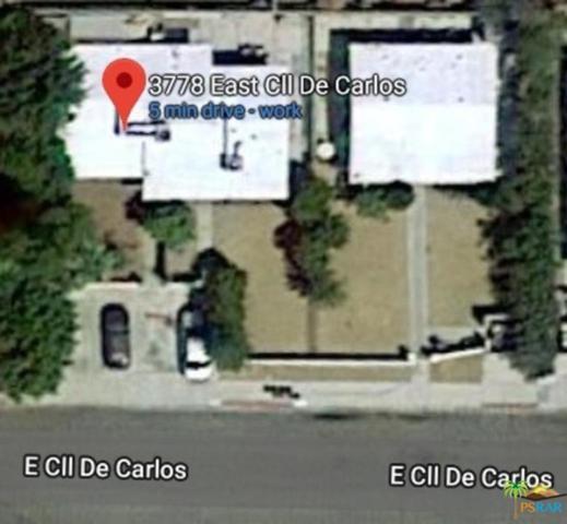 3778 E Calle De Carlos, Palm Springs, CA 92264 (#19472704PS) :: The Parsons Team