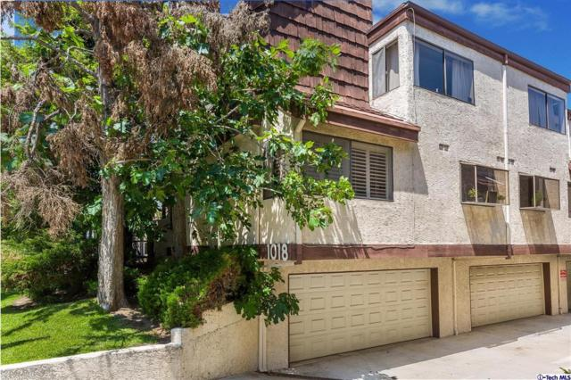 1018 Virginia Place #2, Glendale, CA 91204 (#319002161) :: TruLine Realty