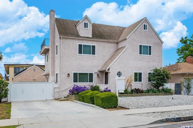 1234 Richard Place, Glendale, CA 91206 (#319002095) :: TruLine Realty