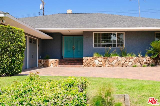6711 S Sherbourne Drive, Los Angeles (City), CA 90056 (#19470862) :: Fred Howard Real Estate Team
