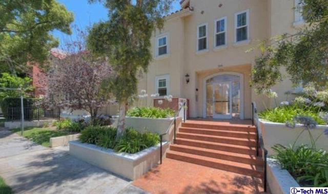 300 E Providencia Avenue #211, Burbank, CA 91502 (#319002078) :: TruLine Realty