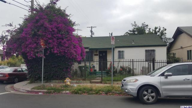 3789 Crawford Street, Los Angeles (City), CA 90011 (#319002204) :: TruLine Realty