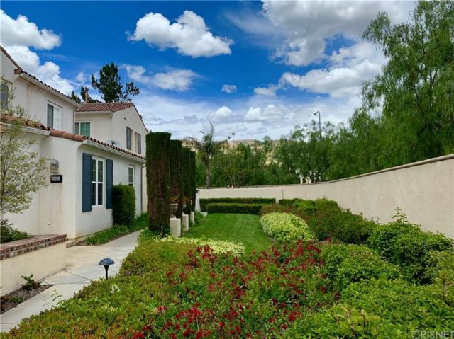 20005 Livorno Way, PORTER RANCH, CA 91326 (#SR19130559) :: TruLine Realty
