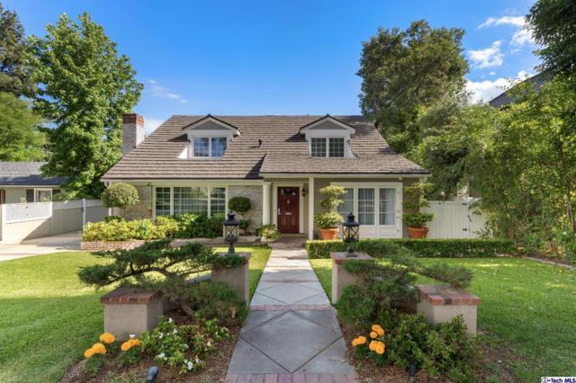 1200 Laurel Street, Pasadena, CA 91103 (#319002188) :: The Pratt Group