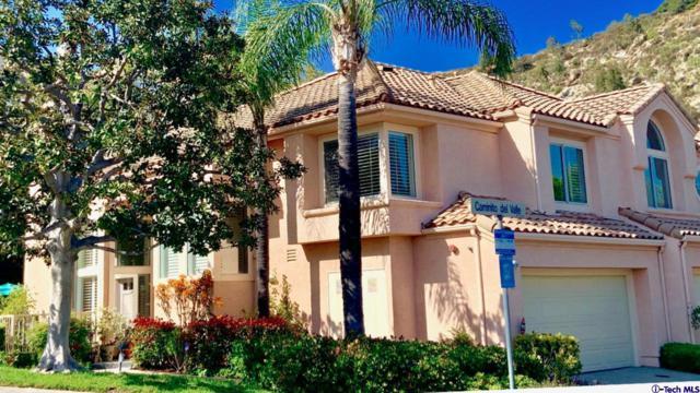 1901 Caminito De La Valle, Glendale, CA 91208 (#319002213) :: Golden Palm Properties