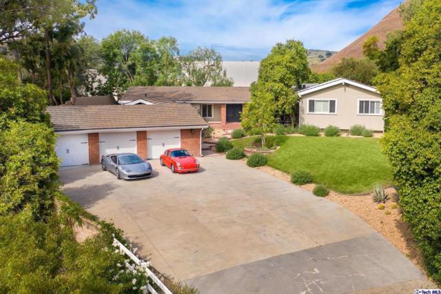 23760 Oakfield Road, Hidden Hills, CA 91302 (#319002239) :: Golden Palm Properties