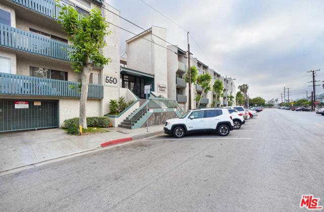 550 W Regent Street #105, Inglewood, CA 90301 (#19473214) :: Fred Howard Real Estate Team