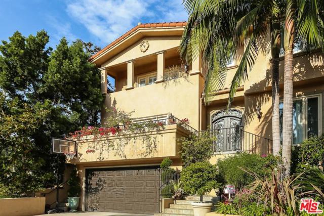 10269 Cheviot Drive, Los Angeles (City), CA 90064 (#19474814) :: The Parsons Team