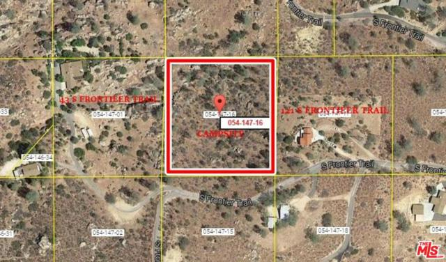 0 Frontier Trail, Kernville, CA 93238 (#19-474870) :: The Pratt Group