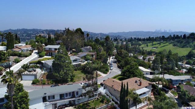 1200 Scenic Drive, Glendale, CA 91205 (#319002245) :: TruLine Realty