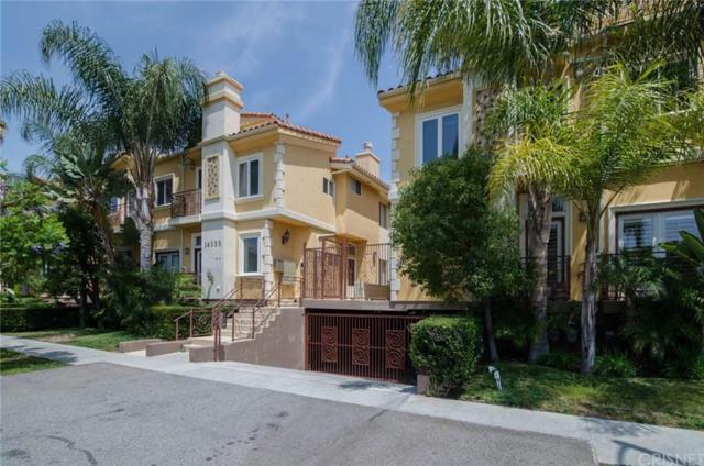 14535 Margate Street #4, Sherman Oaks, CA 91411 (#SR19134113) :: The Agency