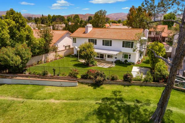 6345 Daylight Drive, Agoura Hills, CA 91301 (#219007031) :: Golden Palm Properties
