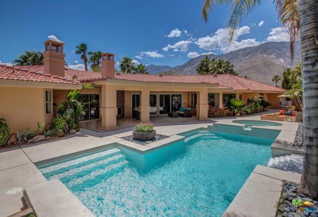 950 Azalea Circle, Palm Springs, CA 92264 (#19473662PS) :: The Suarez Team