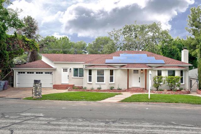 3926 Los Olivos Lane, La Crescenta, CA 91214 (#819002674) :: Lydia Gable Realty Group