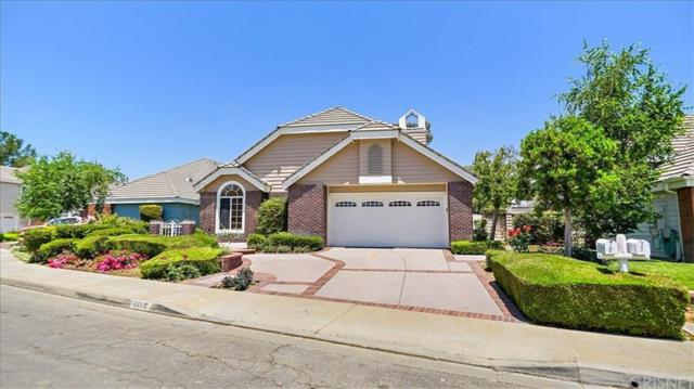26510 Mistletoe Court, Valencia, CA 91355 (#SR19134106) :: Paris and Connor MacIvor