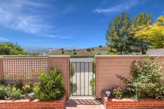 1009 Via Colinas, Westlake Village, CA 91362 (#219007077) :: TruLine Realty