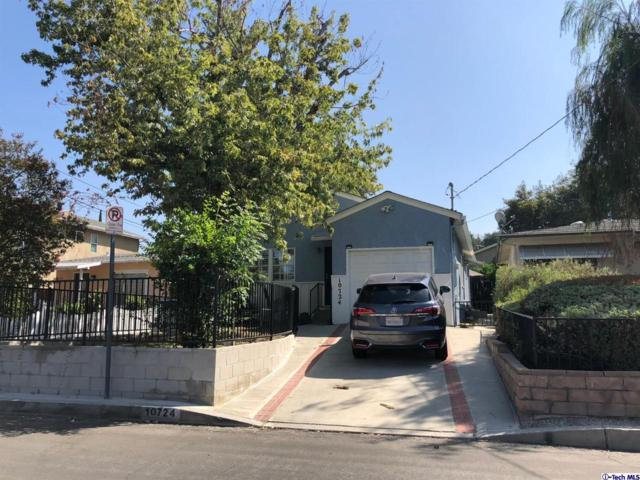 10724 Mather Avenue, Sunland, CA 91040 (#319002300) :: TruLine Realty