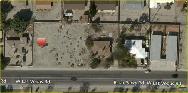 0 W Rosa Parks Road, Palm Springs, CA 92262 (#19475952PS) :: TruLine Realty