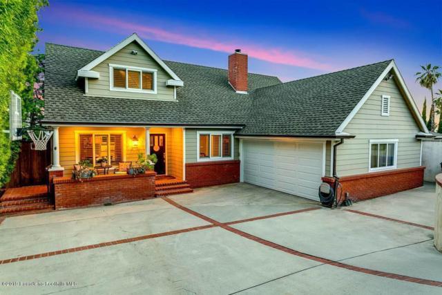 3052 Cloudcrest Road, La Crescenta, CA 91214 (#819002703) :: Lydia Gable Realty Group