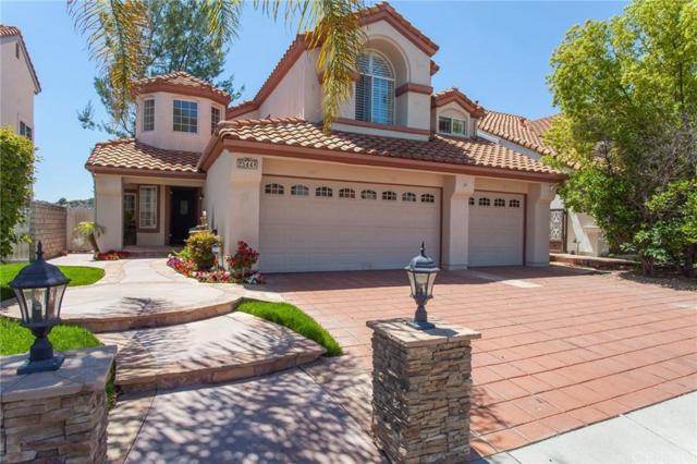25448 Hardy Place, Stevenson Ranch, CA 91381 (#SR19137300) :: Paris and Connor MacIvor
