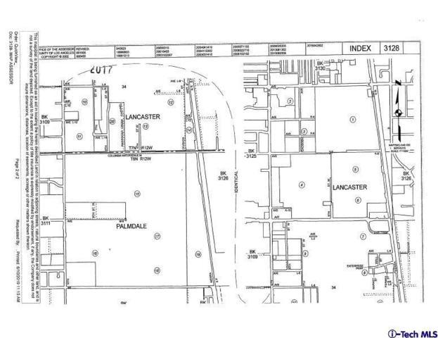 0 Ave M 12 5Th St W, Palmdale, CA 93550 (#319002325) :: Randy Plaice and Associates