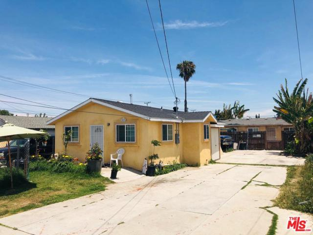 10814 S Freeman Avenue, Inglewood, CA 90304 (#19476868) :: Fred Howard Real Estate Team