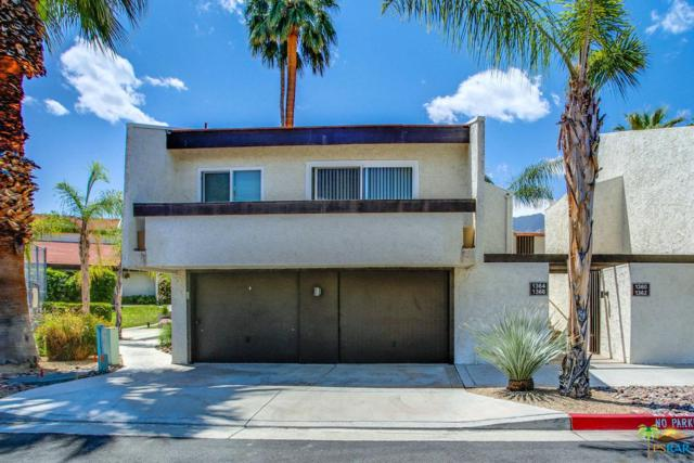 1366 S Camino Real, Palm Springs, CA 92264 (#19476948PS) :: The Agency