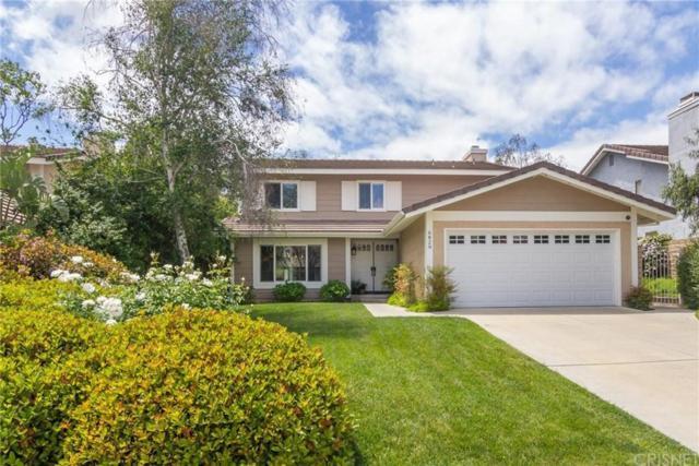 6829 Castle Peak Drive, West Hills, CA 91307 (#SR19137148) :: The Fineman Suarez Team