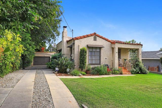 184 W Montana Street, Pasadena, CA 91103 (#819002728) :: Golden Palm Properties