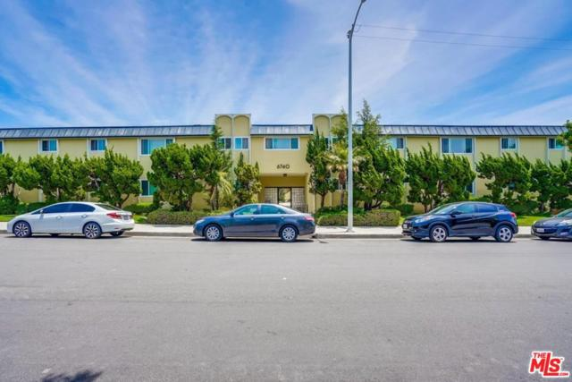 6740 Springpark Avenue #101, Los Angeles (City), CA 90056 (#19477094) :: Fred Howard Real Estate Team