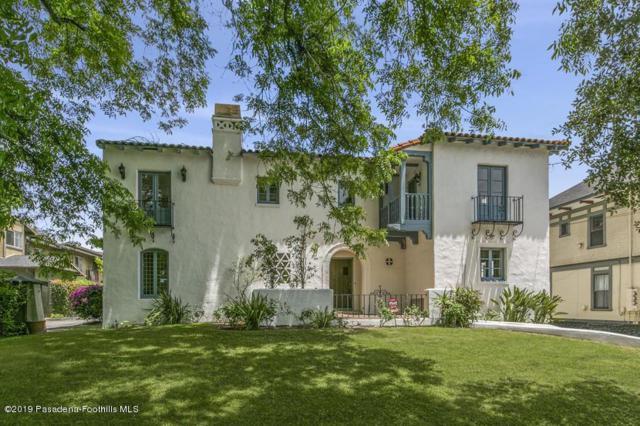 414 N Raymond Avenue, Pasadena, CA 91103 (#819002737) :: Golden Palm Properties