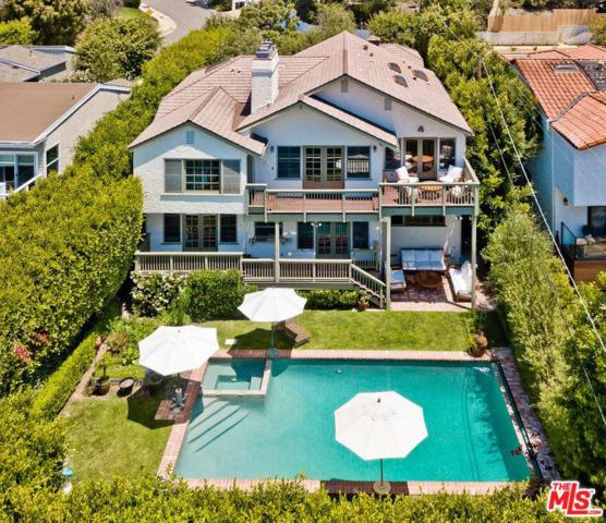 14742 Mc Kendree Avenue, Pacific Palisades, CA 90272 (#19477398) :: TruLine Realty