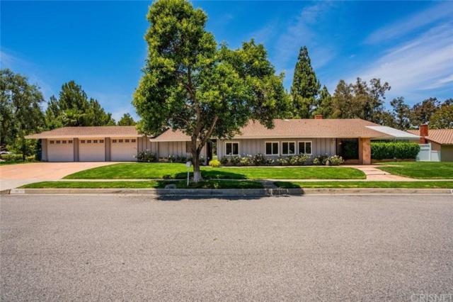 1911 Campbell Avenue, Thousand Oaks, CA 91360 (#SR19129387) :: TruLine Realty