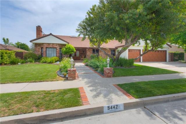 5442 Calvin Avenue, Tarzana, CA 91356 (#SR19138468) :: Golden Palm Properties