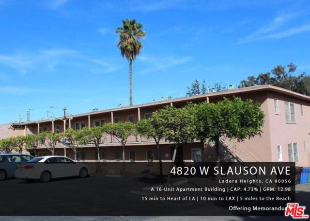 4820 W Slauson Avenue, Los Angeles (City), CA 90056 (#19477692) :: Fred Howard Real Estate Team