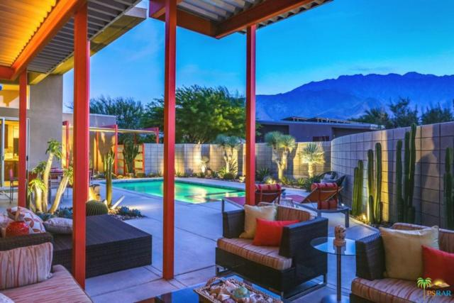 1159 Azure Court, Palm Springs, CA 92262 (#19476726PS) :: TruLine Realty