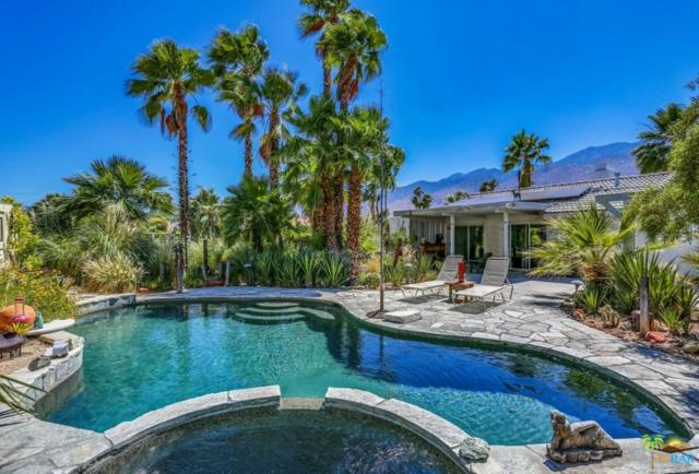 546 N Sunset Way, Palm Springs, CA 92262 (#19477688PS) :: TruLine Realty