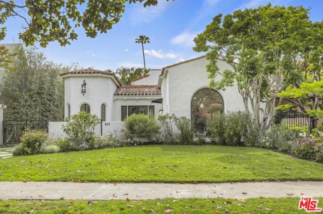607 N Mccadden Place, Los Angeles (City), CA 90004 (#19477564) :: Lydia Gable Realty Group