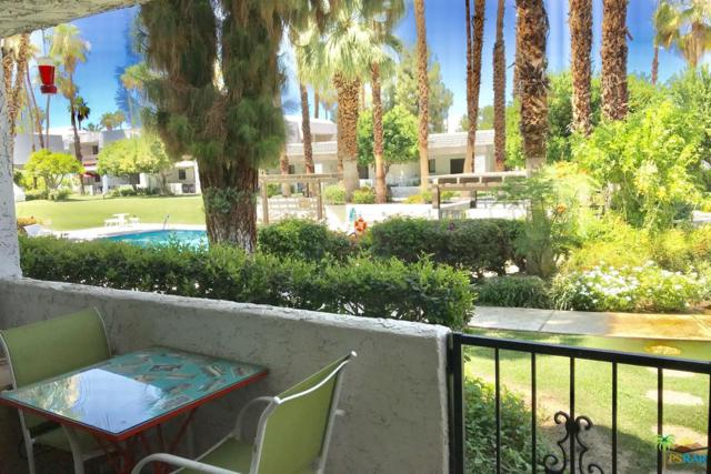 5301 E Waverly Drive #137, Palm Springs, CA 92264 (#19477852PS) :: TruLine Realty